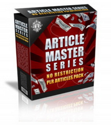 Product picture Article Master Series Vol.9 (PLR)