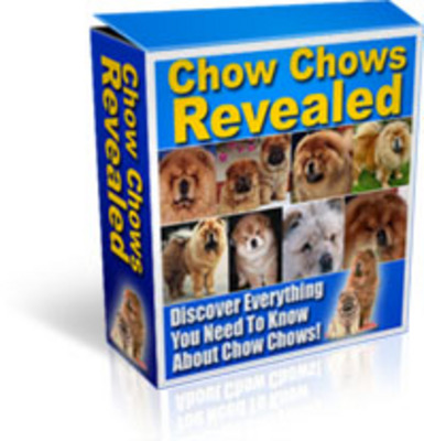 Product picture Chow Chows Revealed PLR