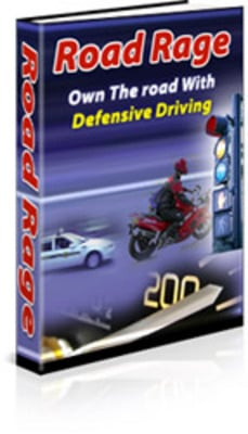 Product picture Road Rage: Own the Road with Defensive Driving(PLR)