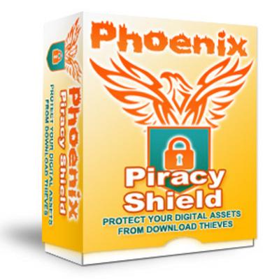 Product picture Phoenix Piracy ShieldPiracy (PLR)