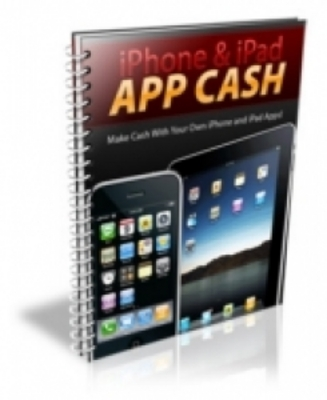 Product picture       iPhone And iPad App Cash (PLR)