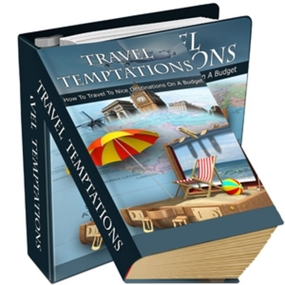 Product picture Travel Temptations (PLR)