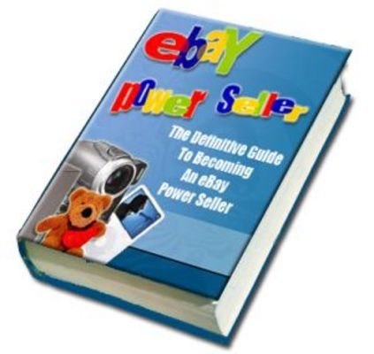 Product picture The Definitive Guide to Becoming an Ebay Power Seller (PLR)