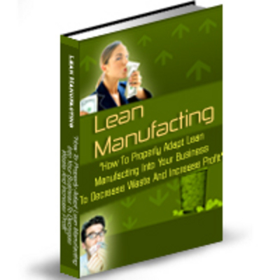 Product picture Lean Manufacturing Uncovered