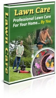 Product picture Lawn Care by Yourself (PLR)