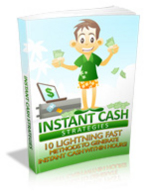 Product picture Instant Cash Strategies eBook (PLR)